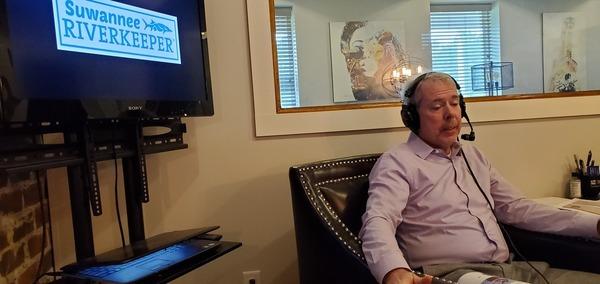 [Radio host Scott James]