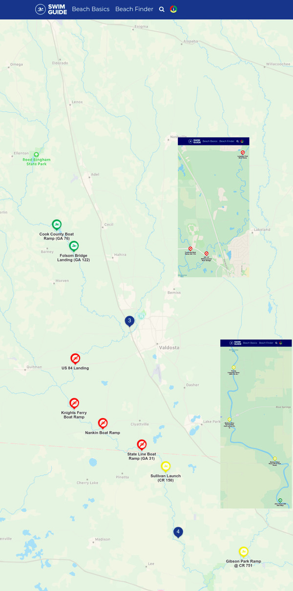 [Swim Guide bad Withlacoochee River 2021--07-08]