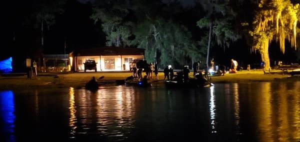 [Banks Lake Boat Ramp]