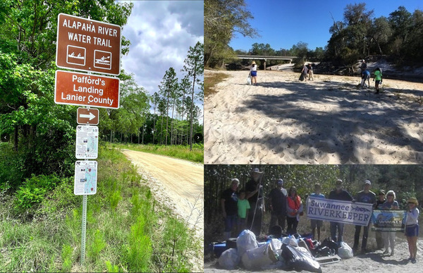 [Pafford's Landing, Beach, Cleanup]