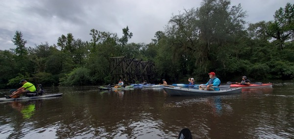 [Boats at RR Trestle, 11:50:49, 30.6366033, -83.3511418]
