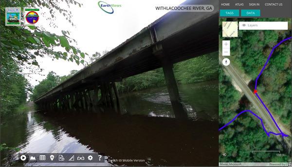 [Norfolk Southern Railroad Bridge]