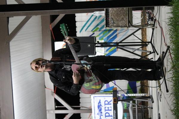 [Jimi Davies, Winner, Song from Outside the Suwannee River Basin]