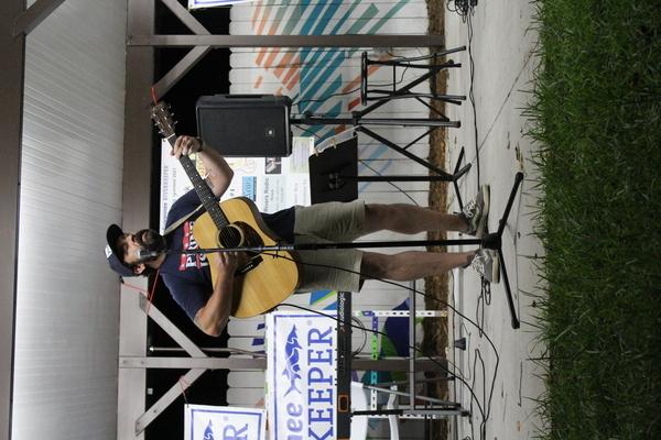 [KJ Wingate, Winner, Song from Inside the Suwannee River Basin]