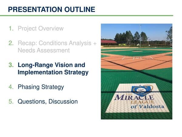 [Long-Range Vision and Implementaiton Strategy]