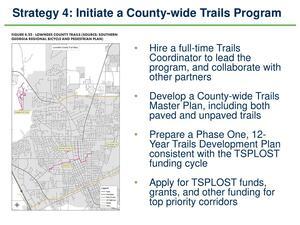 [Strategy 4: County-wide Trails Program]