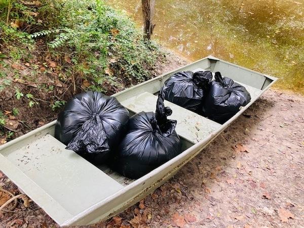 [Four Trashbags]