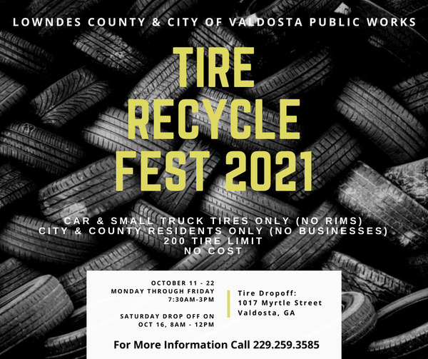 [Tire Recycle Fest 2021]