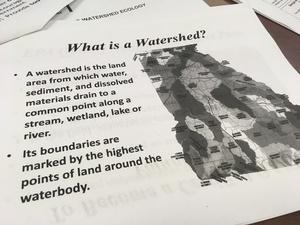 [What is a Watershed?]