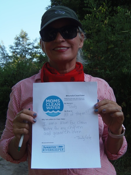 [Trudy #MomsforCleanWater]