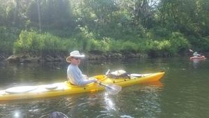 [Yellow kayak by jsq, 10:07:17, 30.4476, -83.21736]