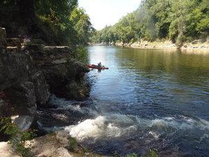 [Upstream to Suwanacoochee Spring, 15:08:37]