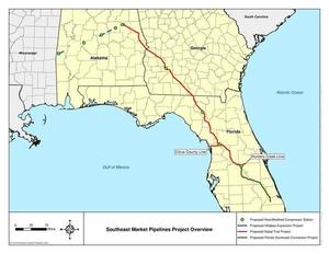 Southeast Market Pipelines Project Overview
