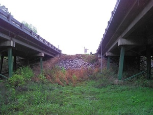 US 41 Withlacoochee River Gage 30.8931293, -83.3187027