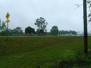 Val Del road sign 30.8942966, -83.3198318