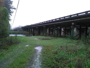 Down to the bridge 30.8943024, -83.3198547