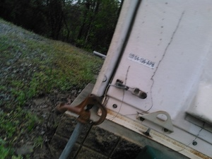 Label on big box 30.8926258, -83.3194580