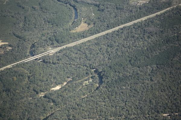 Spook Bridge, Brooks County HDD