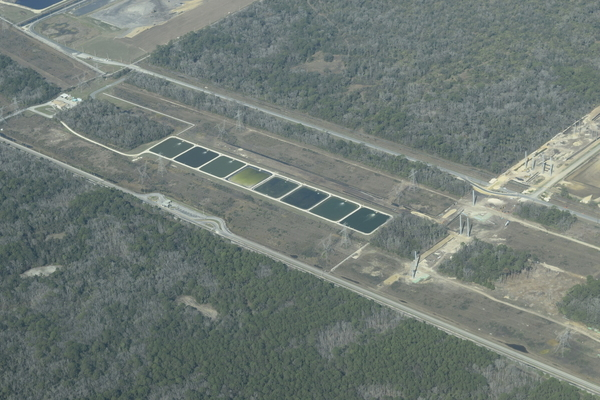 Duke coal ash ponds? W. Power Line St, Crystal River, FL,